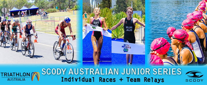 ITU Junior Race Banner