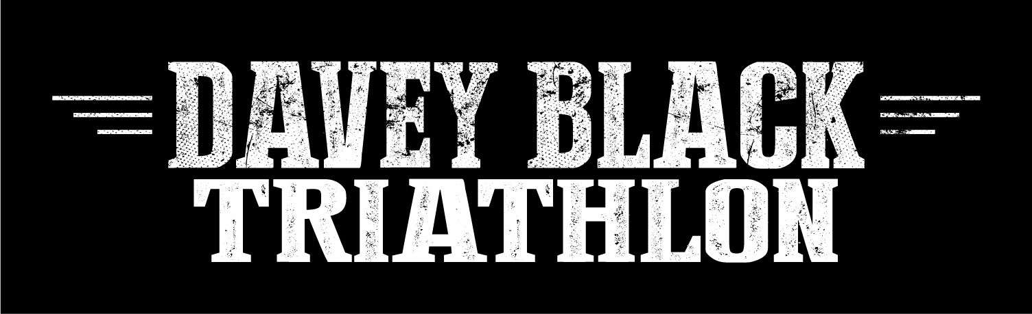 Davey Black Triathlon Logo