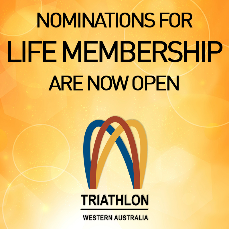 Call for Life Membership nominations