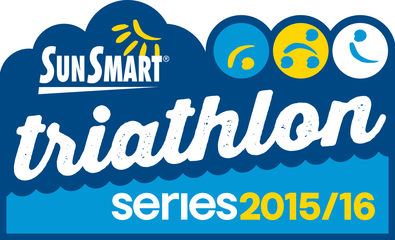 SunSmart Triathlon Series Logo