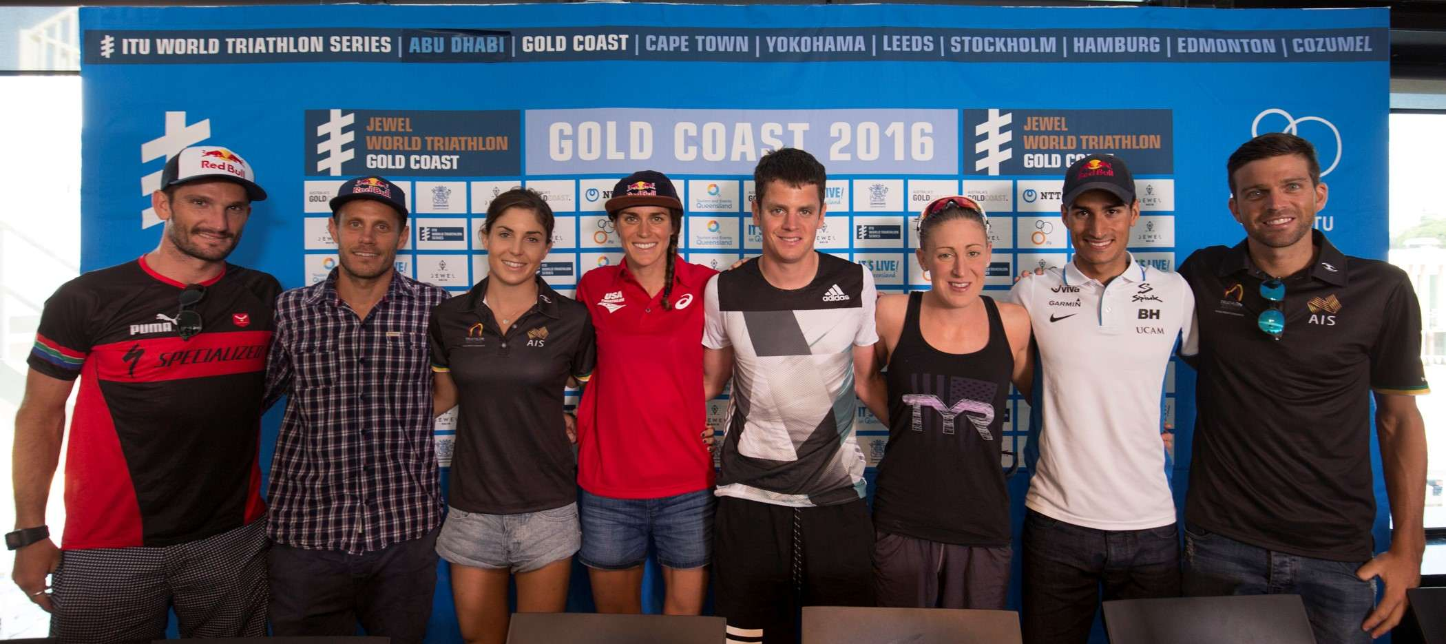 WTS Gold Coast Press Conference