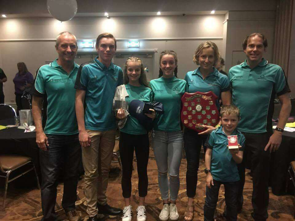Wests Sports Council Awards - Macarthur Tri Club