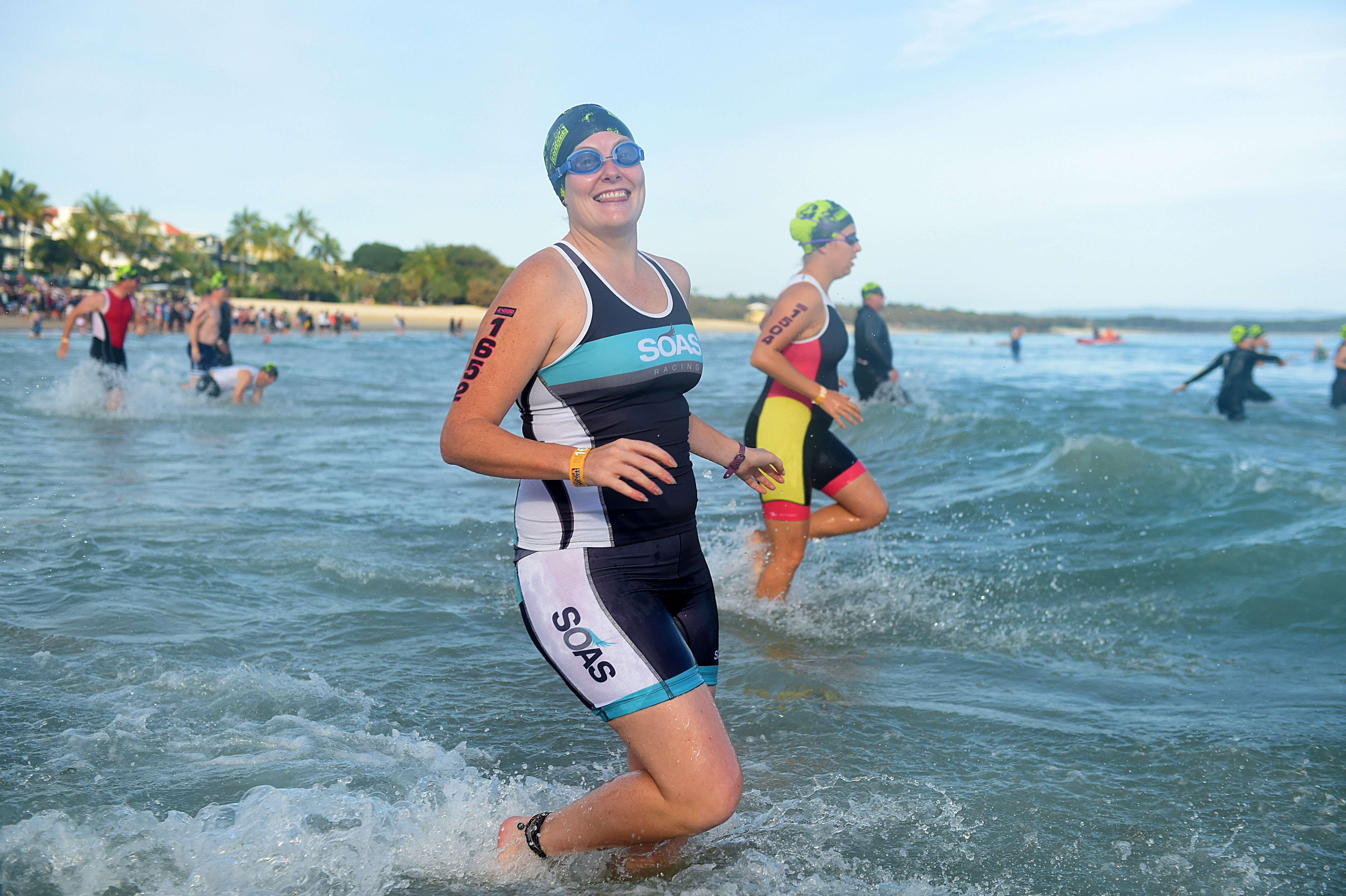 What is a triathlon