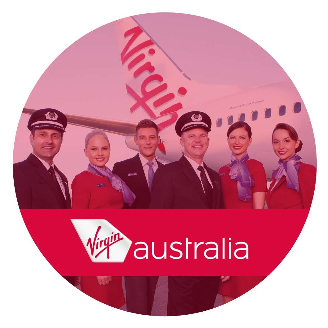 Virgin Aus Benefit Icon