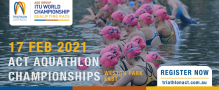2021 ACT Aquathlon Champs