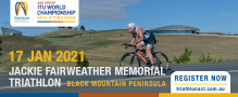 2021 Jackie Fairweather Memorial Triathlon AG