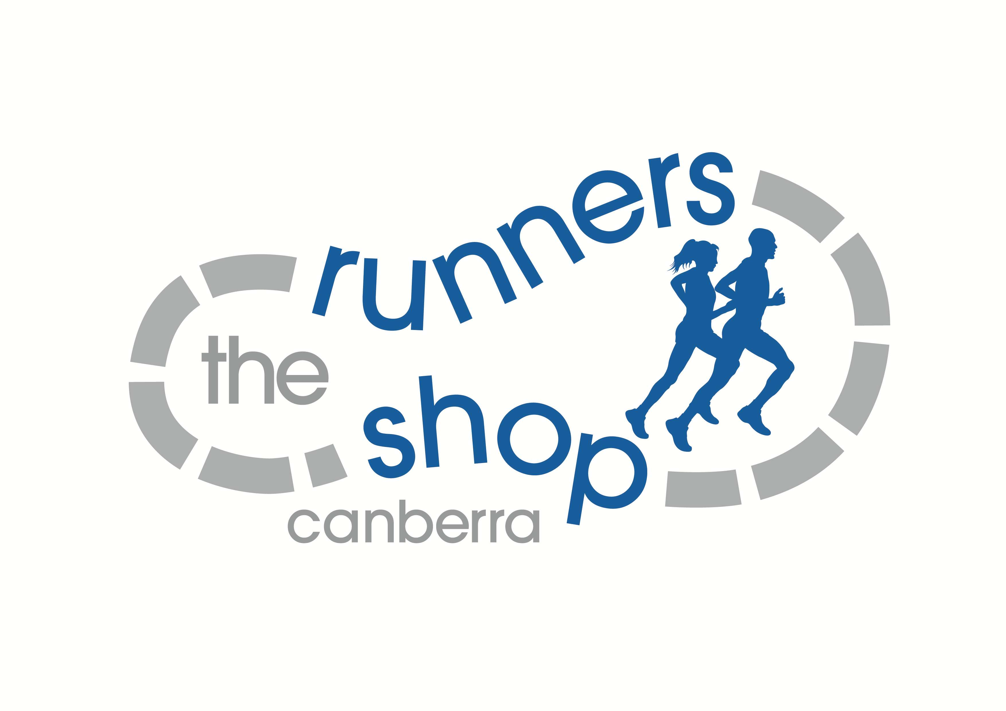 The Runners Shop Logo