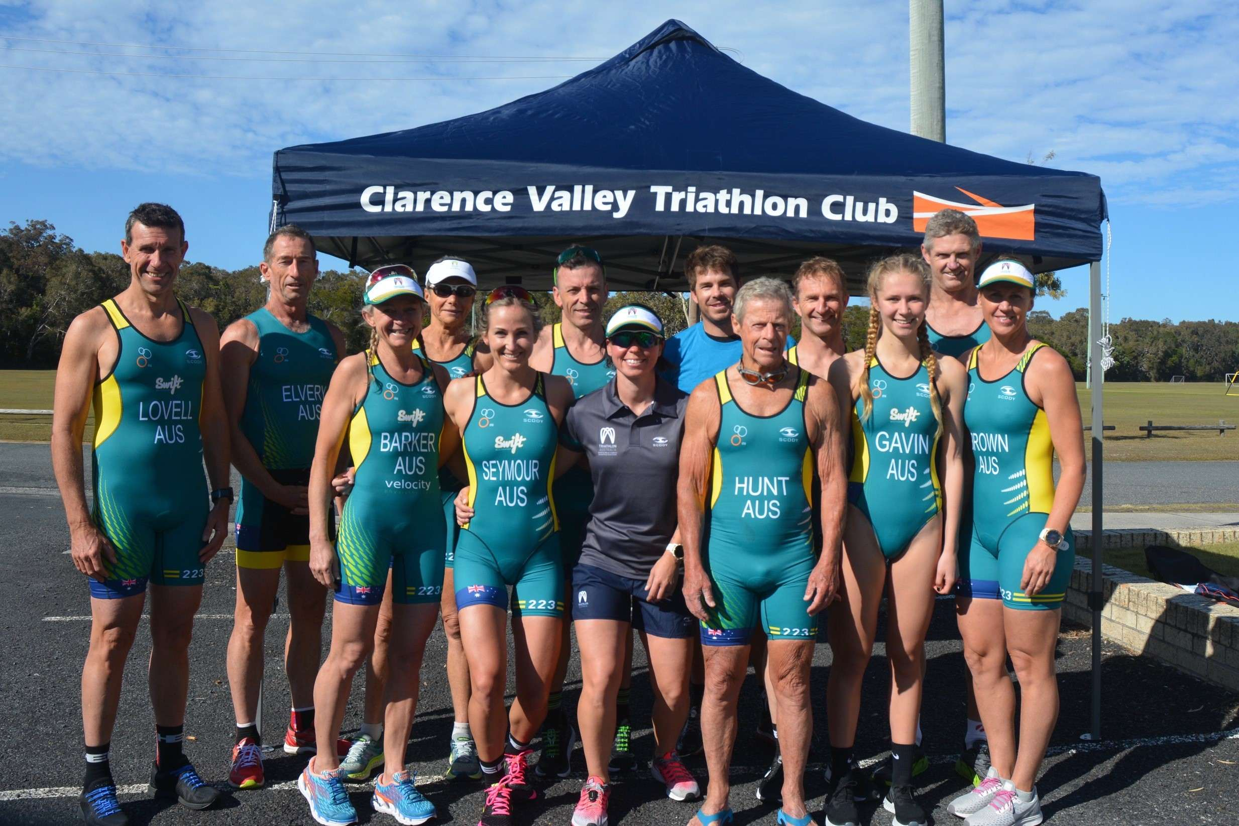 Clarence Valley Tri Club