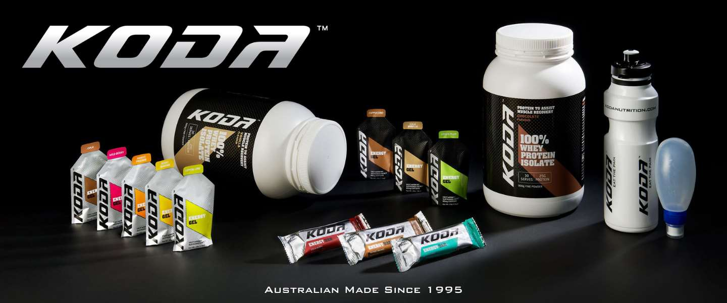 Koda Nutrition Website Header