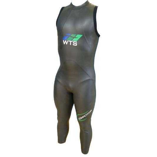Wing wetsuit