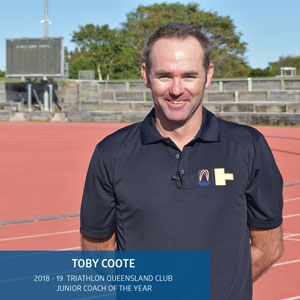 Toby Coote 2019
