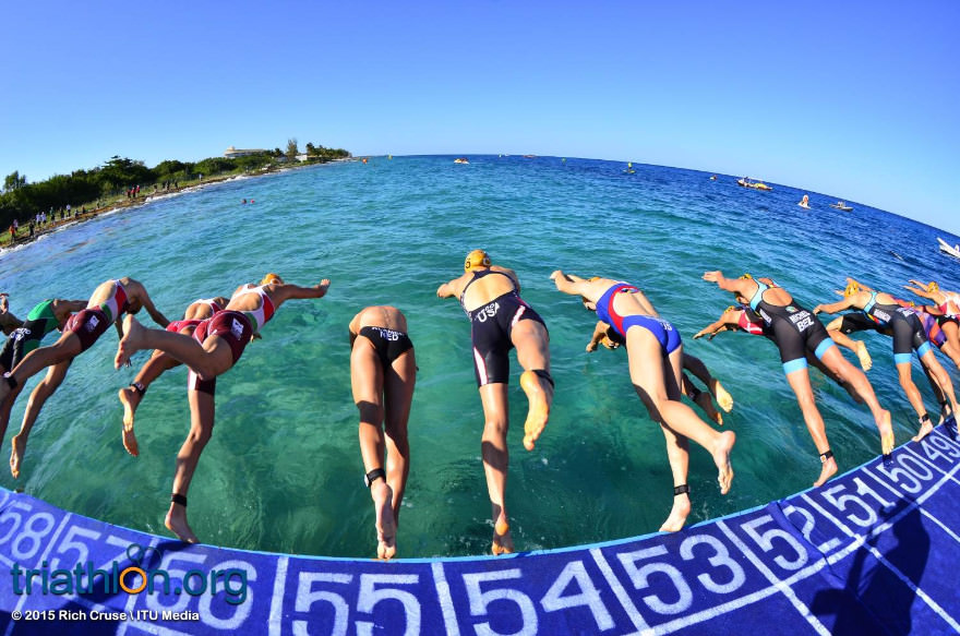 Aquathlon Age Group World Champs Cozumel