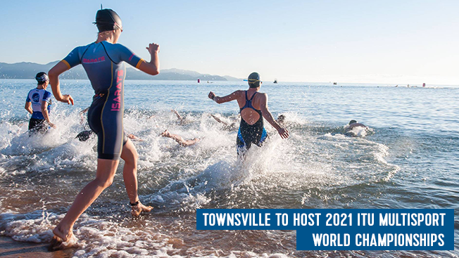 Townsville to host 2021 ITU Multisport World Championships